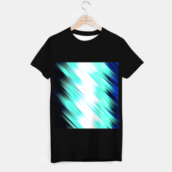 stripes wave pattern 7v1 c82 T-shirt regular thumbnail image