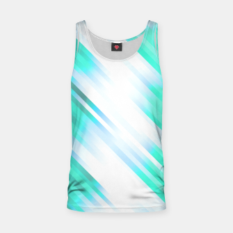 stripes wave pattern 7v1 c82 Tank Top thumbnail image