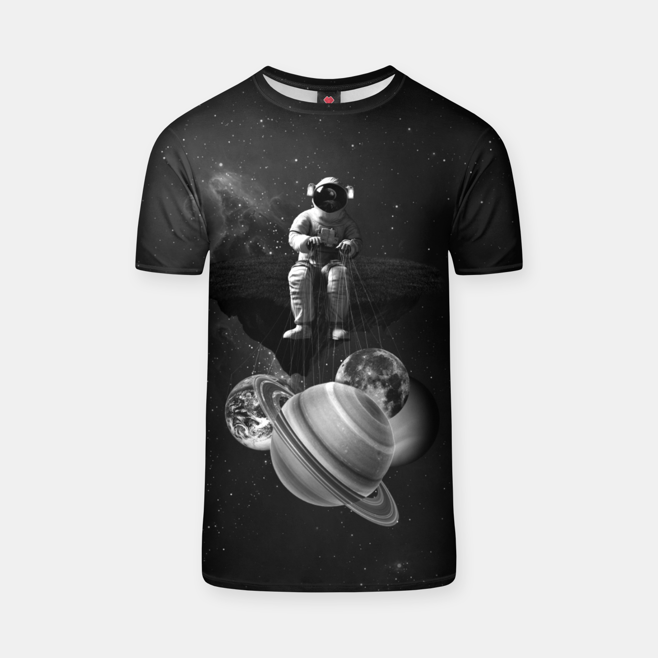 Image of Puppet T-shirt - Live Heroes