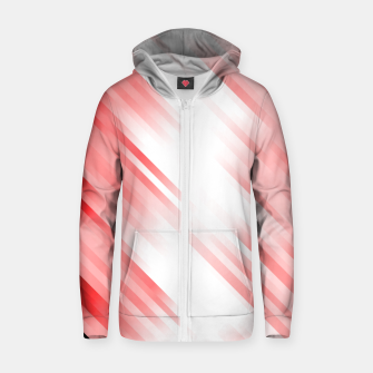 stripes wave pattern 7v1 dr Zip up hoodie thumbnail image