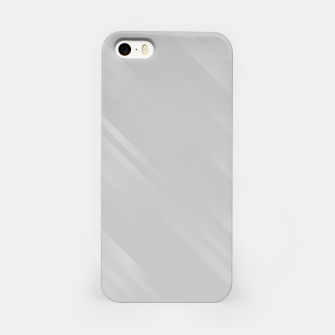 stripes wave pattern 7v1 gri iPhone Case thumbnail image