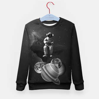 Thumbnail image of Puppet Kid's sweater, Live Heroes