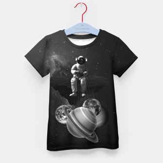 Thumbnail image of Puppet Kid's t-shirt, Live Heroes