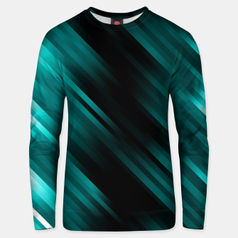 stripes wave pattern 7v1 dri Unisex sweater thumbnail image