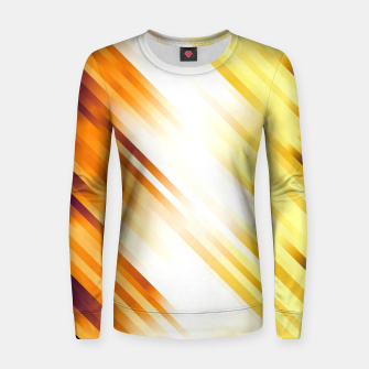 stripes wave pattern 7v1 ls Women sweater thumbnail image