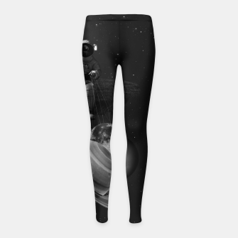 Thumbnail image of Puppet Girl's leggings, Live Heroes