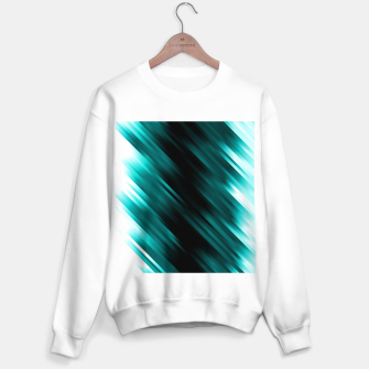 stripes wave pattern 7v1 dri Sweater regular thumbnail image