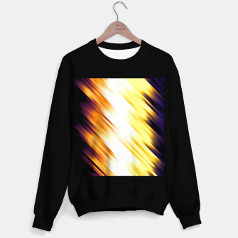 stripes wave pattern 7v1 ls Sweater regular thumbnail image
