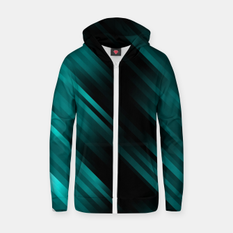 stripes wave pattern 7v1 dri Zip up hoodie thumbnail image