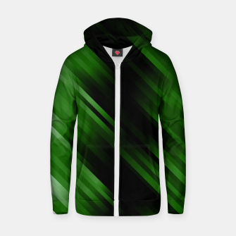 stripes wave pattern 7v1 ppi Zip up hoodie thumbnail image