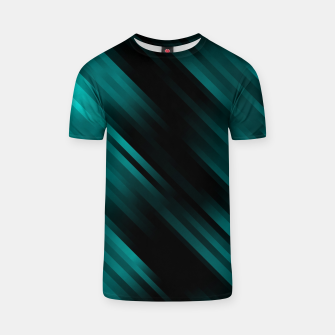 stripes wave pattern 7v1 dri T-shirt thumbnail image