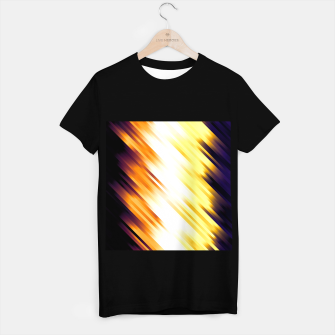 stripes wave pattern 7v1 ls T-shirt regular thumbnail image