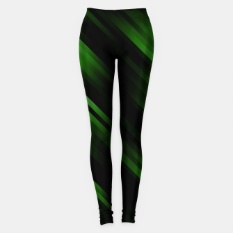 stripes wave pattern 7v1 ppi Leggings thumbnail image