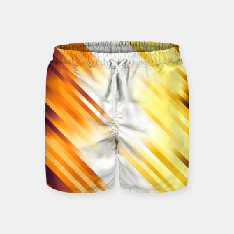 stripes wave pattern 7v1 ls Swim Shorts thumbnail image