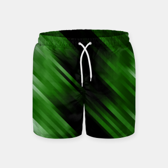 stripes wave pattern 7v1 ppi Swim Shorts thumbnail image