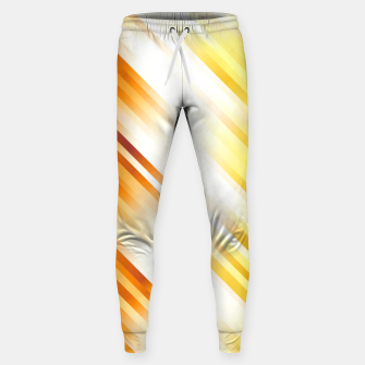 stripes wave pattern 7v1 ls Sweatpants thumbnail image