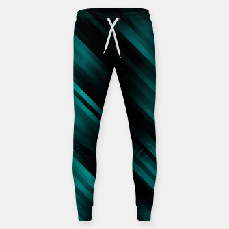 stripes wave pattern 7v1 dri Sweatpants thumbnail image