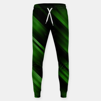 stripes wave pattern 7v1 ppi Sweatpants thumbnail image