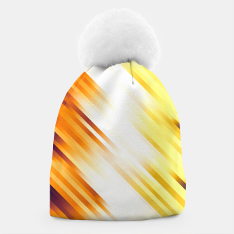 stripes wave pattern 7v1 ls Beanie thumbnail image