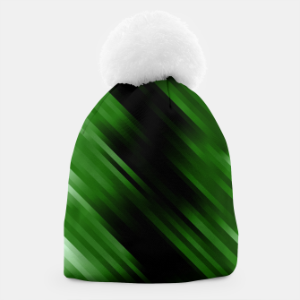 stripes wave pattern 7v1 ppi Beanie thumbnail image