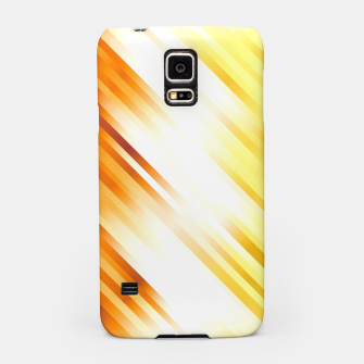 stripes wave pattern 7v1 ls Samsung Case thumbnail image