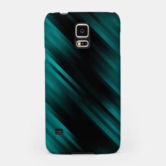 stripes wave pattern 7v1 dri Samsung Case thumbnail image