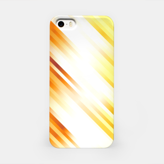 stripes wave pattern 7v1 ls iPhone Case thumbnail image