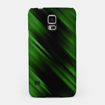 stripes wave pattern 7v1 ppi Samsung Case thumbnail image