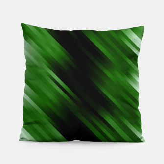 stripes wave pattern 7v1 ppi Pillow thumbnail image