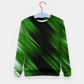 stripes wave pattern 7v1 ppi Kid's sweater thumbnail image