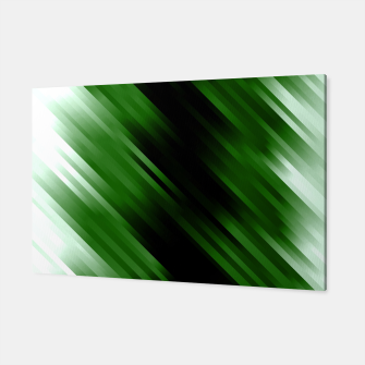 stripes wave pattern 7v1 ppi Canvas thumbnail image