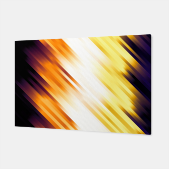 stripes wave pattern 7v1 ls Canvas thumbnail image