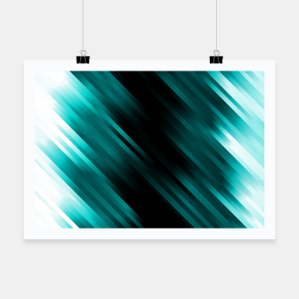stripes wave pattern 7v1 dri Poster thumbnail image