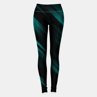 stripes wave pattern 7v1 dri Leggings thumbnail image