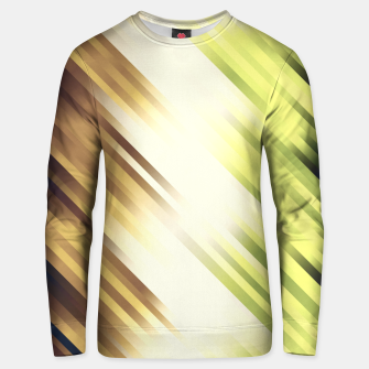 stripes wave pattern 7v1 fn Unisex sweater thumbnail image