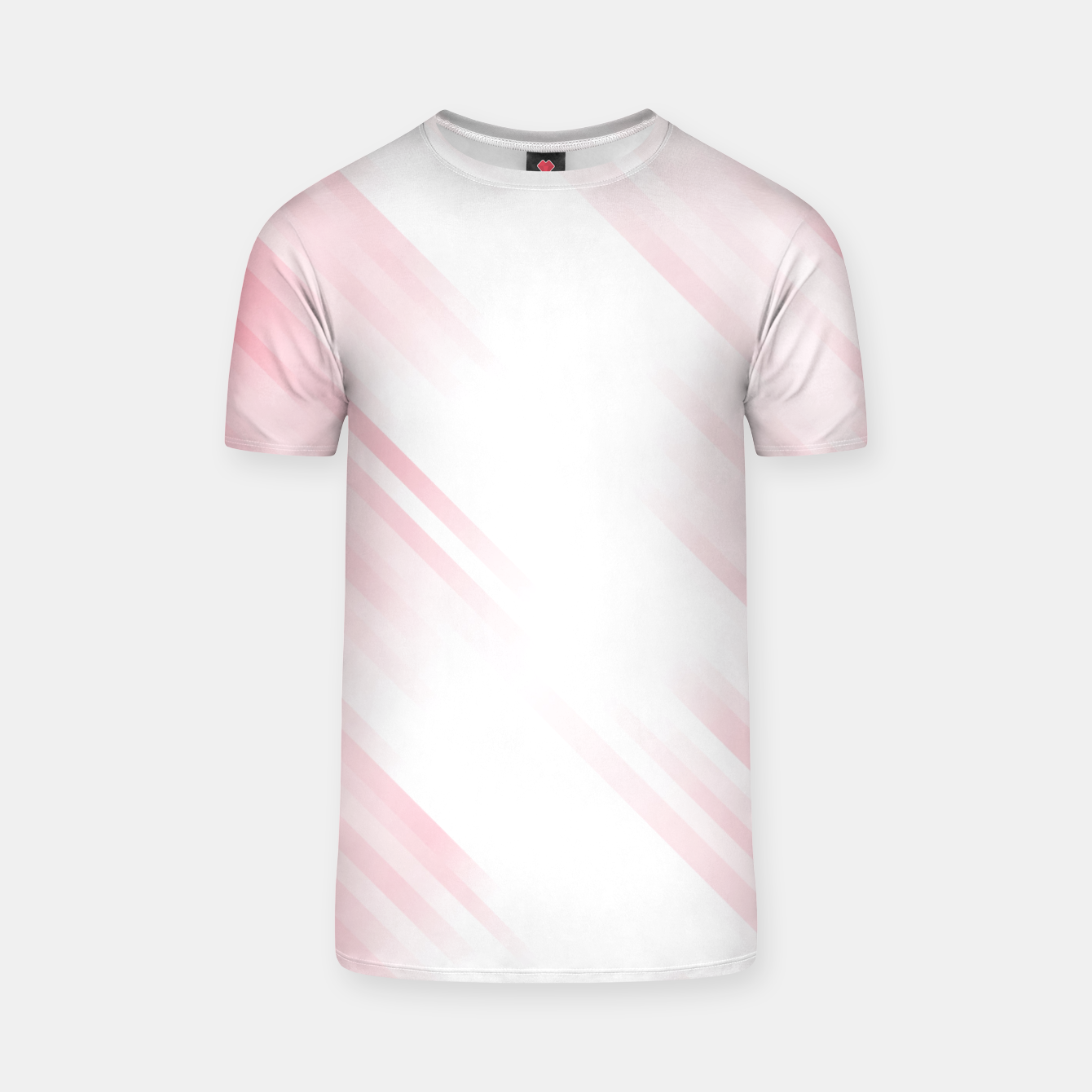 Image of stripes wave pattern 7v1 pw T-shirt - Live Heroes