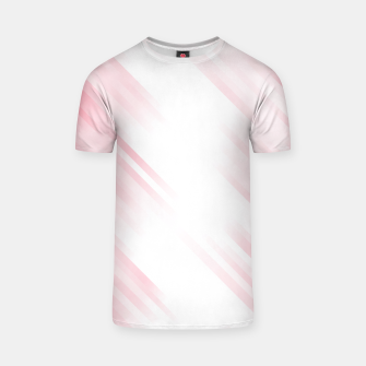 stripes wave pattern 7v1 pw T-shirt thumbnail image