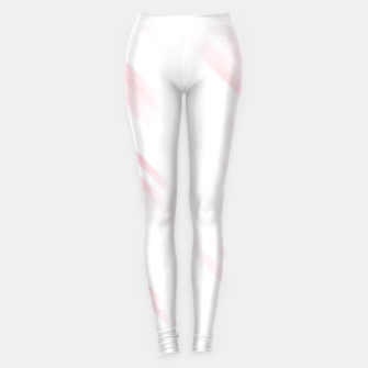stripes wave pattern 7v1 pw Leggings thumbnail image