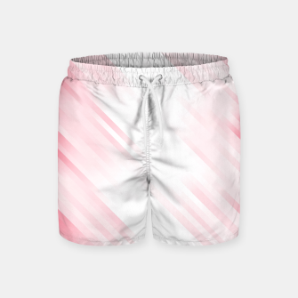 stripes wave pattern 7v1 pw Swim Shorts thumbnail image