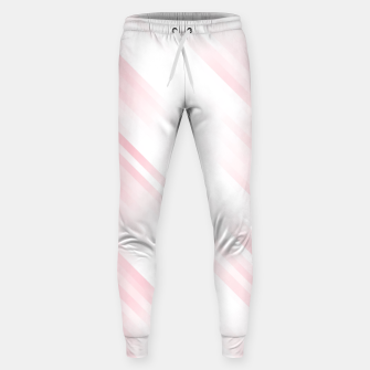 stripes wave pattern 7v1 pw Sweatpants thumbnail image