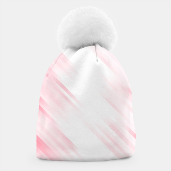 stripes wave pattern 7v1 pw Beanie thumbnail image