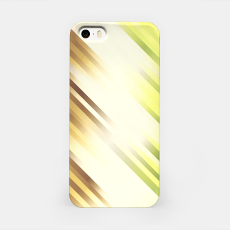 stripes wave pattern 7v1 fn iPhone Case thumbnail image