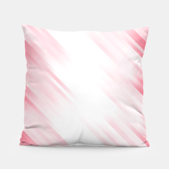 stripes wave pattern 7v1 pw Pillow thumbnail image