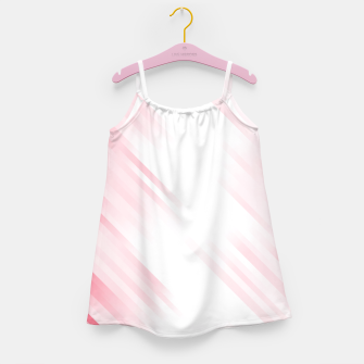 stripes wave pattern 7v1 pw Girl's dress thumbnail image