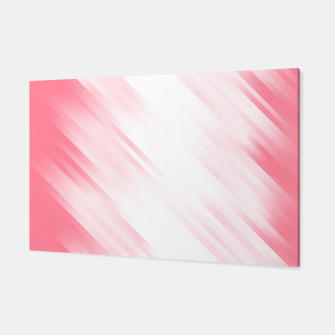 stripes wave pattern 7v1 pw Canvas thumbnail image