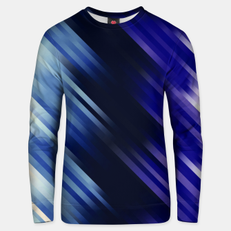 stripes wave pattern 7v1 fni Unisex sweater thumbnail image
