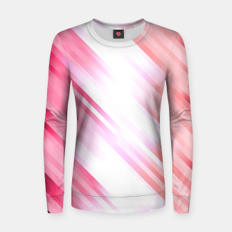 stripes wave pattern 7v1 mag Women sweater thumbnail image