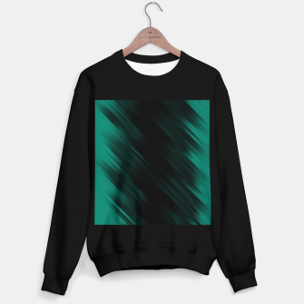 stripes wave pattern 7v1 pwi Sweater regular thumbnail image