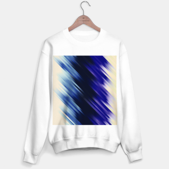 stripes wave pattern 7v1 fni Sweater regular thumbnail image