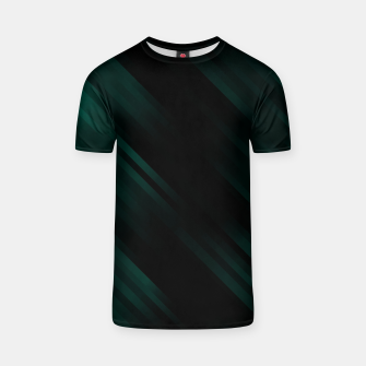 stripes wave pattern 7v1 pwi T-shirt thumbnail image
